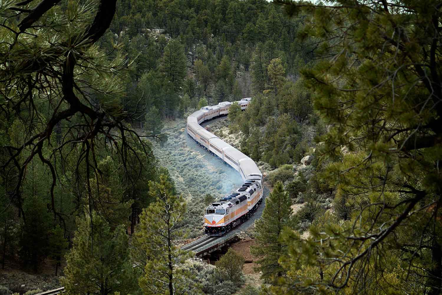 Grand Canyon Railway | Best Arizona Destinations