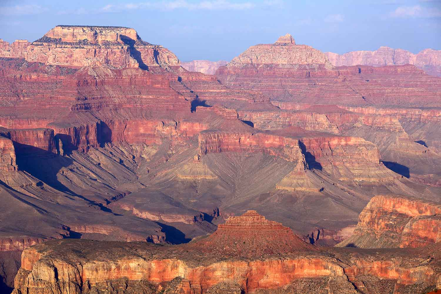 Grand Canyon South Rim Arizona Scenic